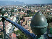 View from Pisa tower